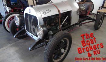 1916 OLDSMOBILE MODEL T SPEEDSTER SILVER BULLET Price Reduced!