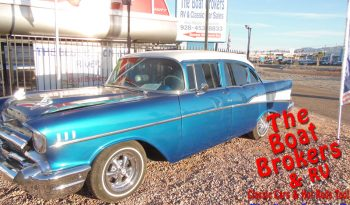 1957 CHEVY MODEL 210 4 DR CLASSIC Consignee Price Drop!