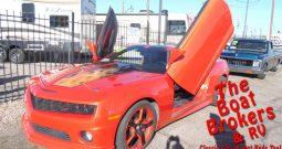2010 CHEVY CAMERO S5