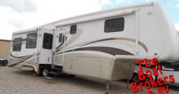 2008 DOUBLE TREE MOBLE SUITES 36′ S133 5TH WHEEL