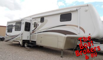 2008 DOUBLE TREE MOBILE SUITES 36′ S133 5TH WHEEL