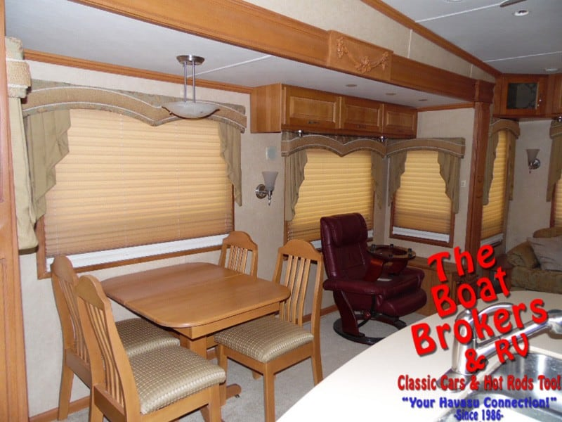 2008 Double Tree Mobile Suites 36 S133 5th Wheel New