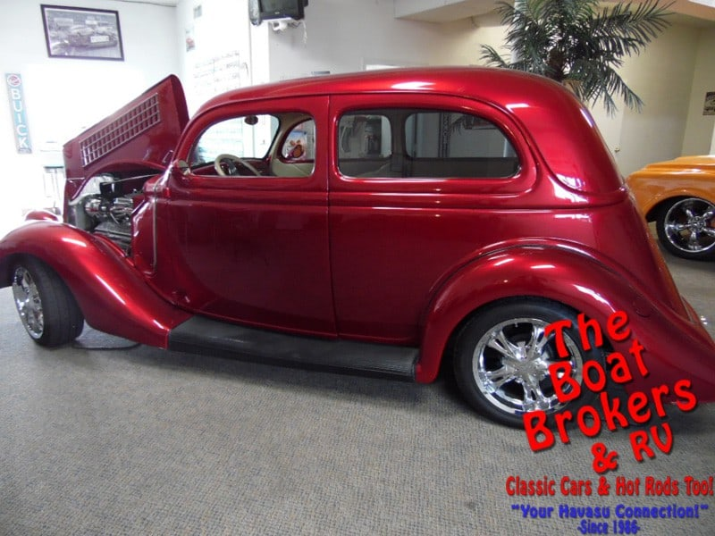 1935 FORD TUDOR SLANTBACK 2 DOOR - New & Used Boats & RV\' for Sale ...