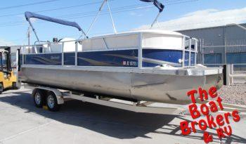 2012 JC SPIRIT 241 TT  TriToon 24′