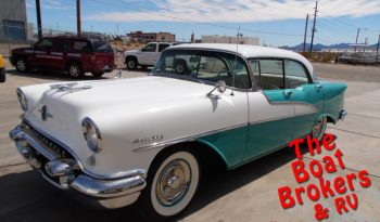 1955 OLDSMOBILE 88 HOLIDAY ROCKET Price Reduced!