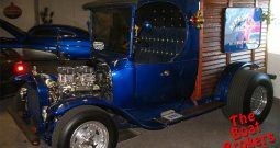 1915 FORD ICE TRUCK