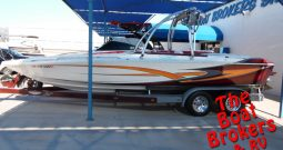 2009 COUGAR 2250V 23′ OPEN BOW