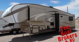 2016 KEYSTONE COUGAR 32′ FIFTH WHEEL