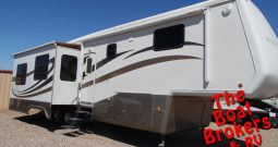2005 DOUBLE TREE MOBLE SUITES 38 RLS 5TH WHEEL