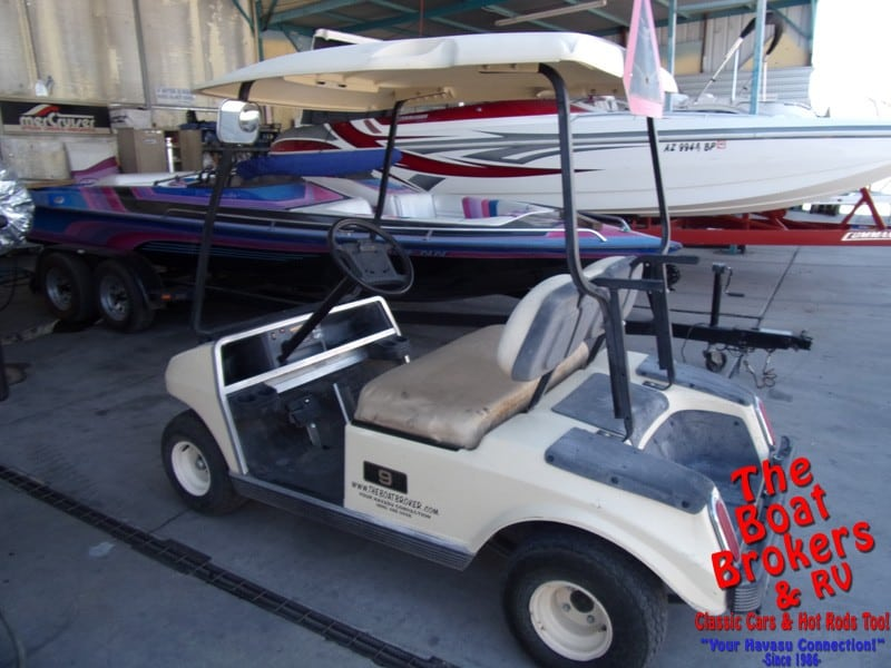 2003 CLUB CAR GOLF CART - 4 Seater #9 - New & Used Boats & RV' for Golf Cart Model Boat on golf car boat, shoes boat, golf carts pull type,
