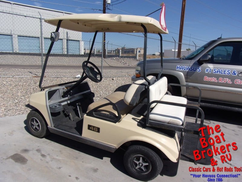 2005 Club Car Golf Cart 4 Seater 46 Price Reduced New Used