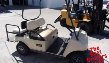 2005 CLUB CAR GOLF CART – 4 Seater #46  PRICE REDUCED!