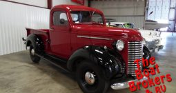 1940 CHEVY PICKUP Price Reduced!