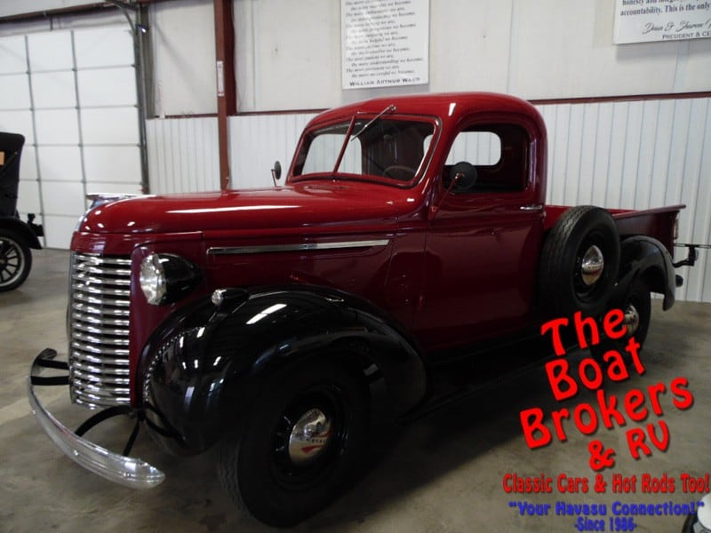1940 CHEVY PICKUP