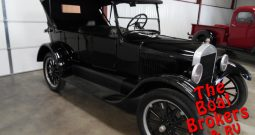 1926 FORD MODEL T TOURING CAR Price Reduced!