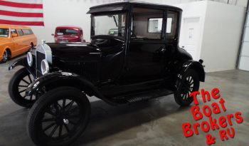 1926 FORD MODEL T 2 DOOR COUPE Price Reduced!