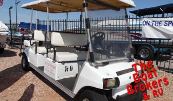 2006 CLUB CAR GOLF CART – Villager – White 6 Seater PRICE REDUCED!