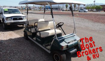 2003 CLUB CAR GOLF CART – Villager – Green 6 Seater PRICE REDUCED!