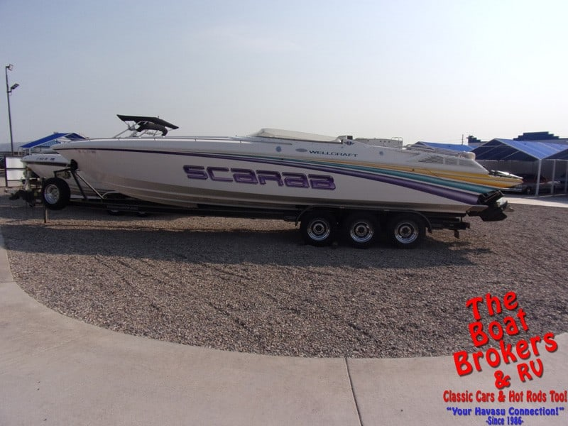1995 WELLCRAFT SCARAB 31' Price Reduced! - New & Used Boats