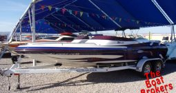 2001 ULTRA STEALTH BOW RIDER 21′ JET BOAT