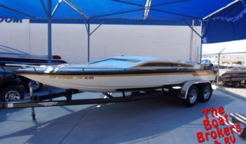 1988 HALLET 210 SUPER SPORT CLOSED BOW 21′ Price Reduced!