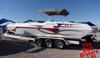 2003 SLEEK CRAFT HERITAGE OPEN BOW 30′  Price Reduced!
