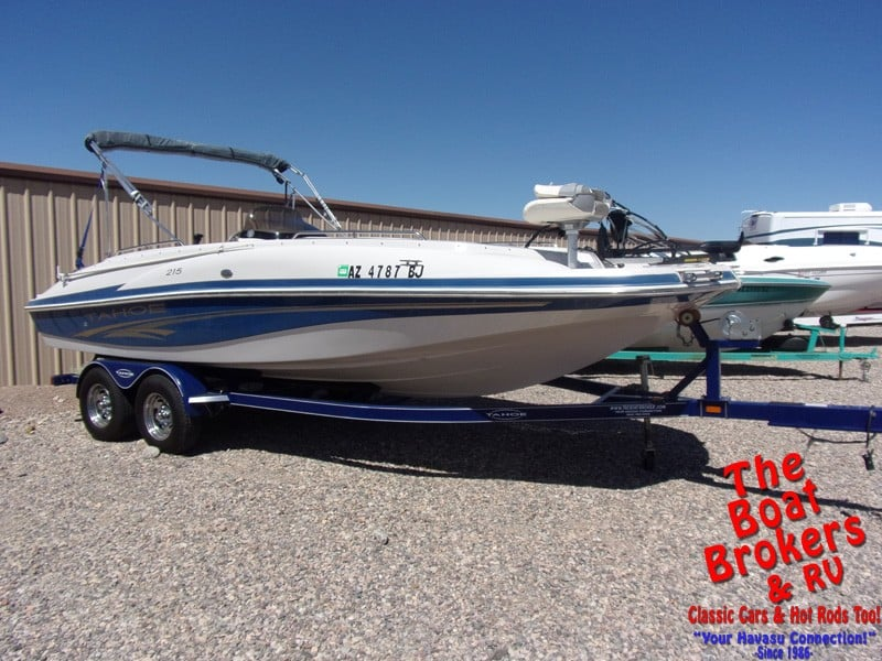 2005 TRACKER TAHOE Q6 FISH/SKI 21.5