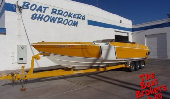 1996 HALLET 300 T105 CLOSED BOW 30′  Price Reduced!