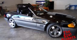 1994 MERCEDES BENZ  SL600