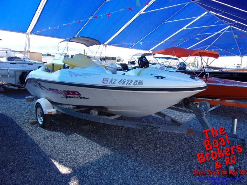 1997 Sea Doo Bombardier Speedster Price Reduced New