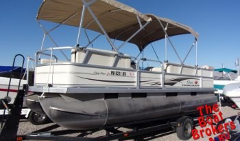 2004 SUN TRACKER PARTY BARGE 21′ PONTOON  Price Reduced!