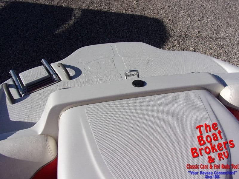 2006 TRACKER TAHOE 19' SKI BOAT