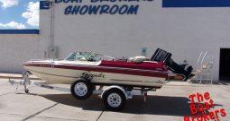 1991 SEASWIRL SPYDER 178 OPEN BOW 17′