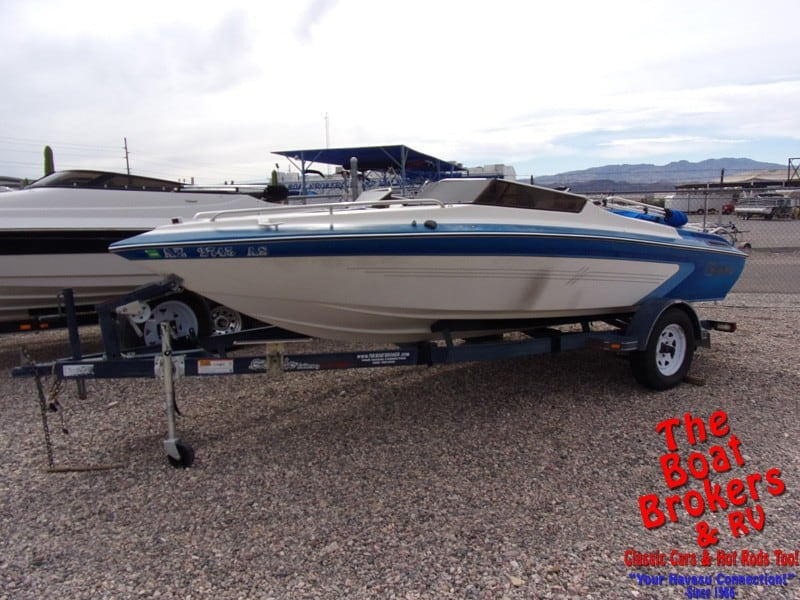 1994 GALAXIES 18' OPEN BOW