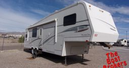 1998 GOLDEN FALCON 5TH WHEEL 34′