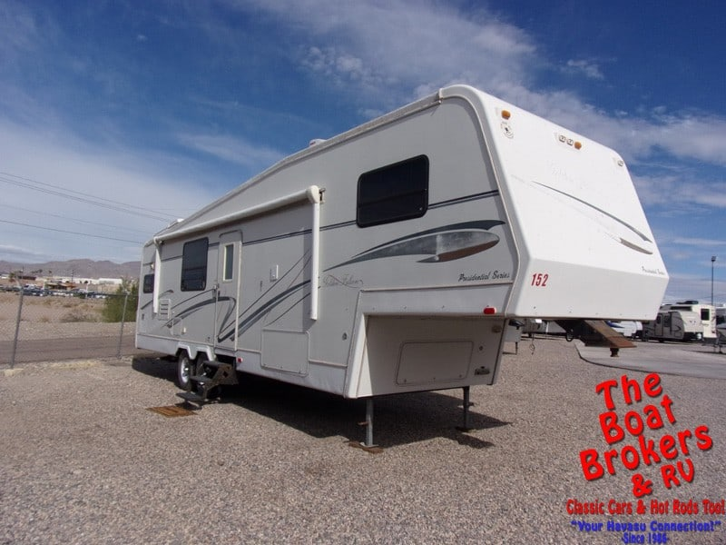 1998 GOLDEN FALCON 5TH WHEEL 34'
