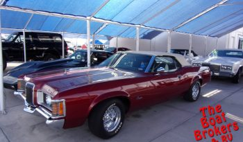 1971 MERCURY COUGAR CONVERTIBLE PRICE REDUCED!