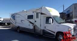 2008 FOREST RIVER LEXINGTON 300SS MOTOR HOME