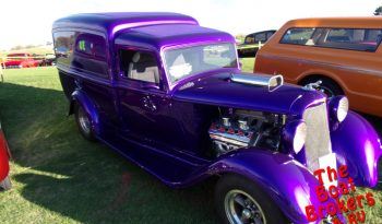 1934 DODGE HUMPBACK PANEL TRUCK Price Reduced!