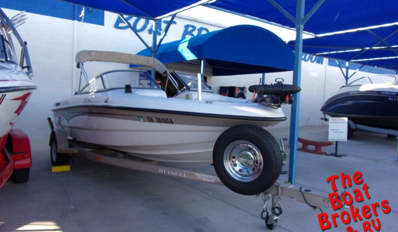 2009 REINELL 186 FNS OPEN BOW