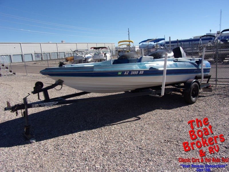 1988 18′ BAYLINER BASS 180