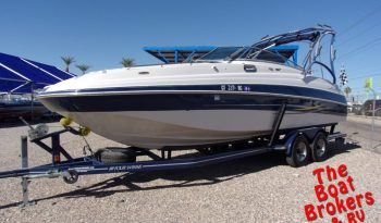 2005 FOUR WINNS HORIZON 28′ OPEN BOW BOAT  Price Reduced!
