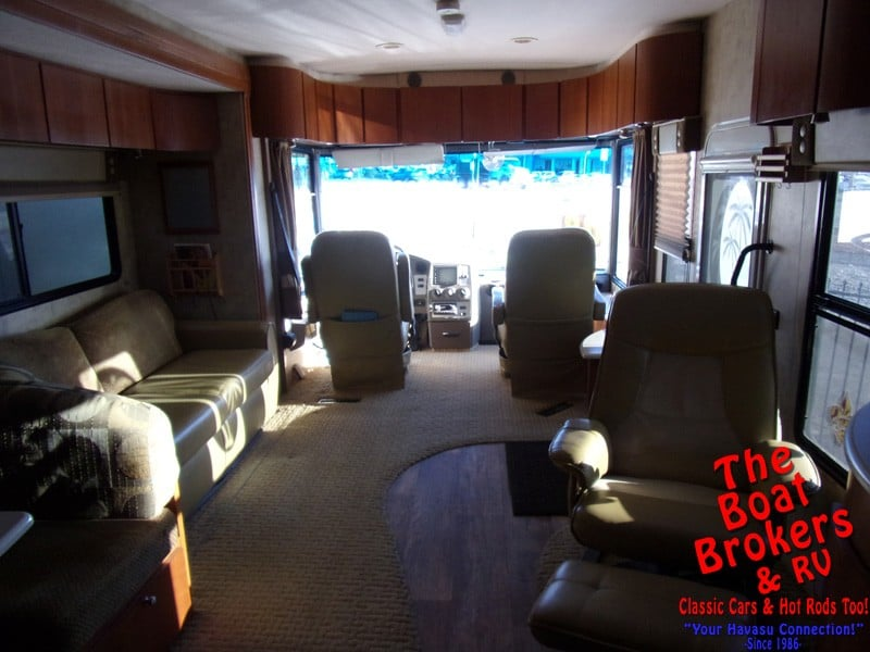 2008 WINNEBAGO DESTINATION MOTORHOME
