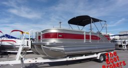 2019 BARLETTA L25BB 25′ TRIPLE TUBE BOAT