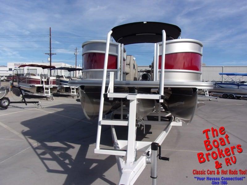2019 BARLETTA L25BB 25' TRIPLE TUBE BOAT