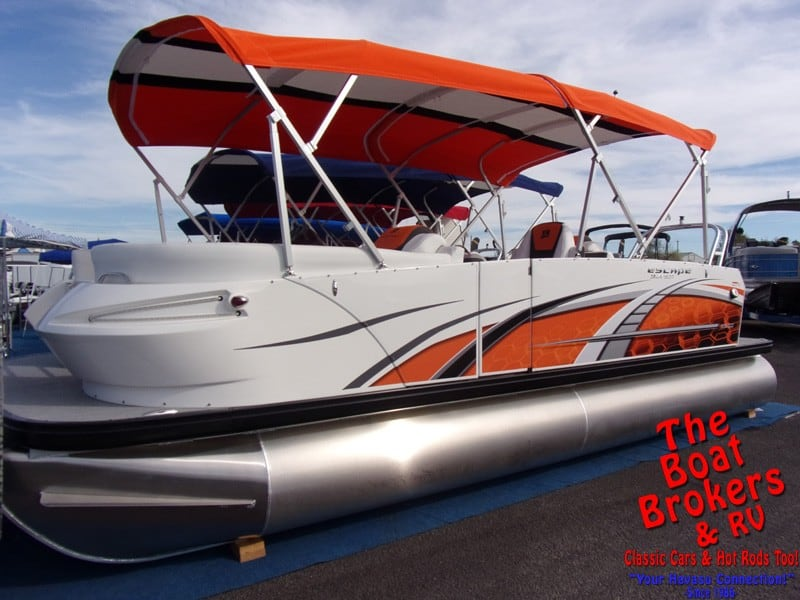 2019 LARSON ESCAPE RT 2200 22' TRIPLE TUBE BOAT