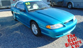 1995 FORD MUSTANG GT CONVERTIBLE Price Reduced!