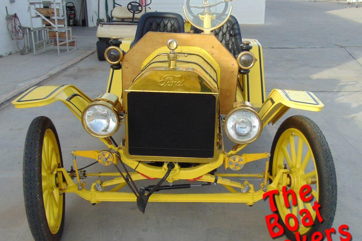 1916 FORD CLASSIC MODEL T