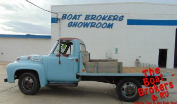 1953 FORD F350 FLATBED PICKUP Price Reduced!