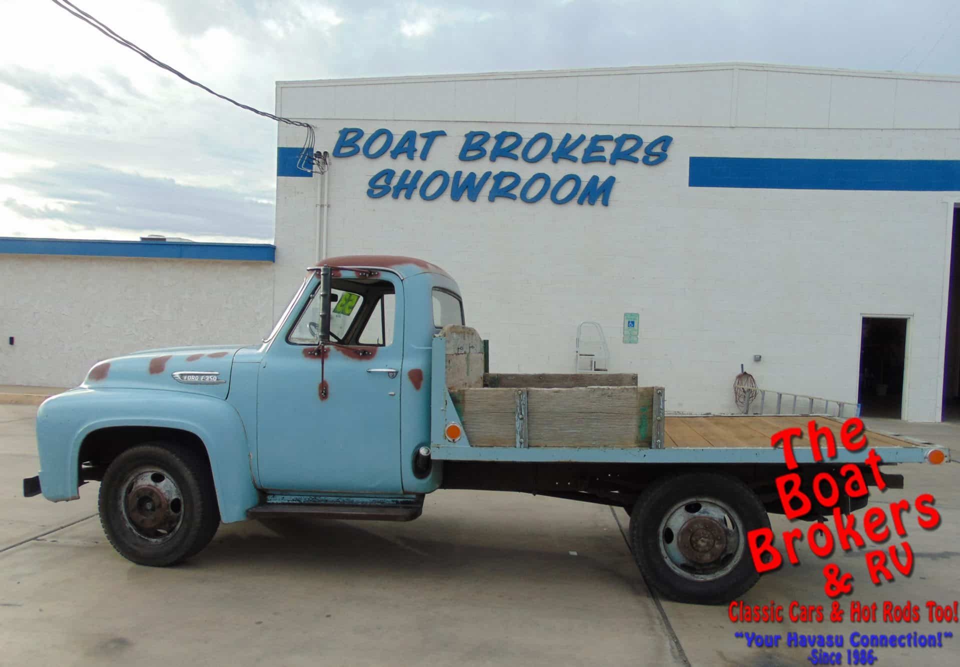 1953 ford f350 flatbed pickup new used boats rv for sale the 1953 Dodge 1 Ton Pick Up 1953 ford f350 flatbed pickup
